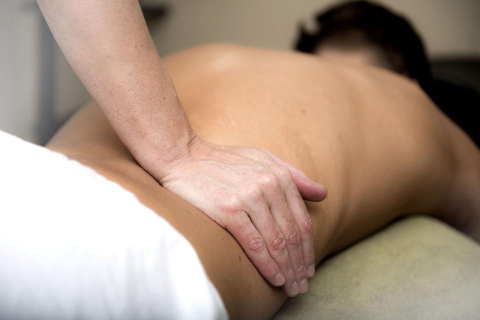 klasikcá masáž